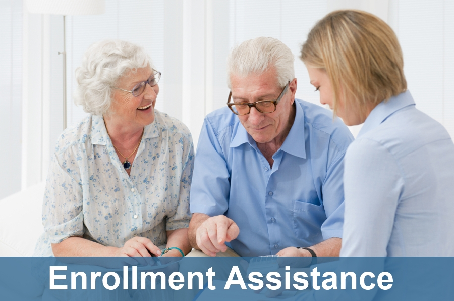 Request a Free Enrollment Assistance Consultation
